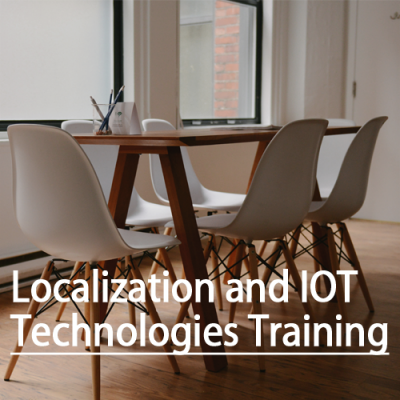 Localization and IOT technologies training