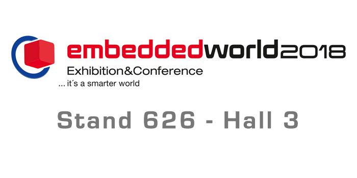 Embedded World 2018 article
